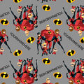 Disney The Incredibles Print Fabric by Springs Creative-Family