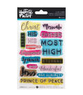 Illustrated Faith Clear Stamp-Names of God