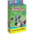 Creativity for Kids Cardboard Race Cars