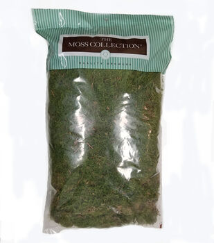 Quality Growers The Moss Collection Bulk Sheet Moss-Natural
