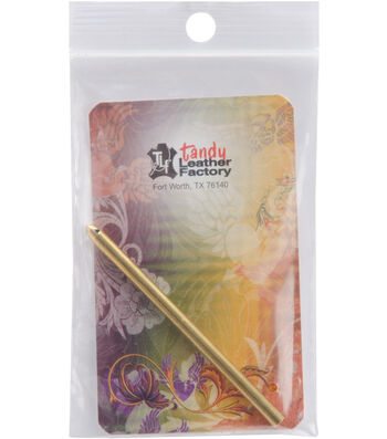 """Tandy Leather Factory Jumbo Lacing Needle-1/8"""",1/32""""&1/4"""" Lace"""