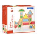 Guidecraft Jr. Rainbow Blocks, 20-piece set