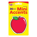 Apple Mini Accents, 36 Per Pack, 12 Packs
