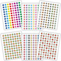 Teacher Created Resources Mini Sticker Set 528 Per Set, 2 Sets