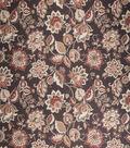 Home Decor 8\u0022x8\u0022 Fabric Swatch-Print Fabric Eaton Square Audrey Autumn