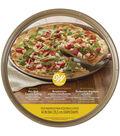Wilton 14\u0027\u0027 Non-stick Ceramic Coated Pizza Pan-Gold