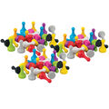 Teacher Created Resources Pawn Game Pieces, 30 Per Pack, 3 Packs
