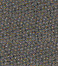Halloween Glitter Cotton Fabric-Mini Spider Webs