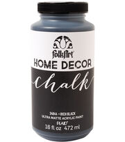 Folkart Home Decor Chalk 16oz, , hi-res