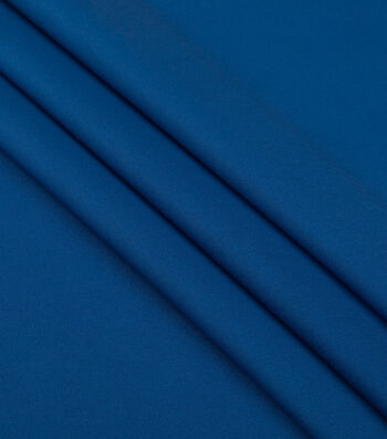 """Wide Solid Cotton Fabric 108""""-Classic Blue"""