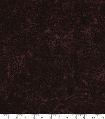 Keepsake Calico Cotton Fabric 43''-Brown Distressed