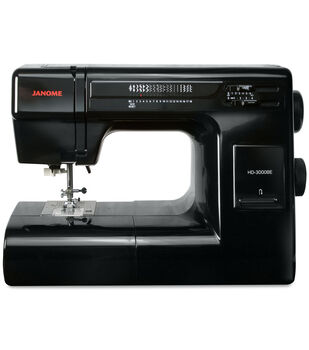 Janome HD-3000 Black Edition Heavy Duty Sewing Machine