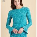 Simplicity Pattern 8415 Misses\u0027/Miss Petite Dresses-Size H5 (6-14)