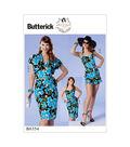 Butterick Misses Dress-B6352