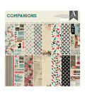 Authentique Collection Kit 12\u0022X12\u0022-Companions