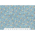 Wide Flannel Fabric -Georgia Floral