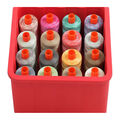 Noble Notions The Sew Stack Thread Spool Tray
