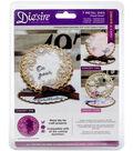 Die\u0027sire Create-A-Card Easel Metal Die-Floral