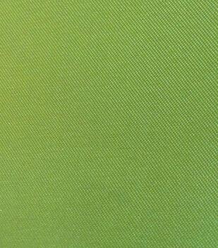 Glitterbug Satin Fabric -Solid Yellow