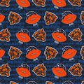 Chicago Bears Cotton Fabric-Legacy