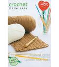 Coats & Clark Books-Crochet Made Easy