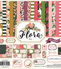 Carta Bella Collection Kit 12\u0022X12\u0022-Flora No. 1