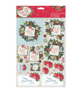 Papermania Pocket Full Of Posies A4 Decoupage Pack-For You