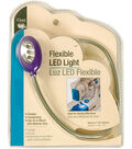 Dritz Flexible LED Light-Assorted Colors-Teal, Raspberry, Purple