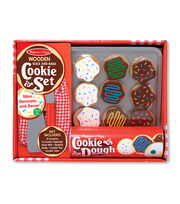 Melissa & Doug Wooden Food Set-Slice & Bake Cookies, , hi-res