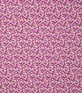 Keepsake Calico Cotton Fabric-Pink Tiny Daisies
