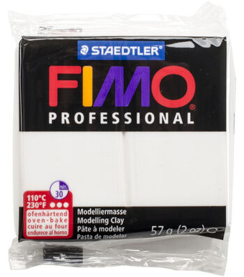 Fimo Professional Soft Polymer Clay 2oz