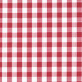 Tablecloth Vinyl 54\u0022-Gingham Check Red