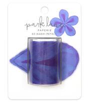 Park Lane Paperie 60 pk 50 mm Washi Petals-Purple, , hi-res