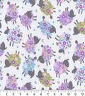 Snuggle Flannel Fabric 42\u0027\u0027-Lilac