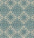 Keepsake Calico Cotton Fabric 44\u0022-Regmini Peacock