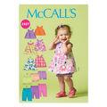 McCall\u0027s Infants Casual-M6912