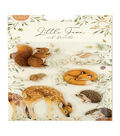 Craft Consortium A5 Clear Stamps-Little Fawn & Friends, Little Fawn
