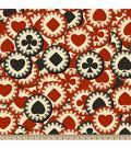 Anti-Pill Fleece Fabric 59\u0022-Poker Chip