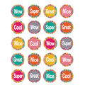 Teacher Created Resources Tropical Punch Stickers 6 Packs