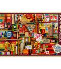 Jigsaw Puzzle 2000 Pieces 40\u0022X27\u0022-Vintage Art Supplies