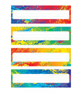 TREND Splashy Colors Desk Toppers Name Plates Variety Pack