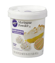 Wilton Meringue Powder, 16 oz., , hi-res