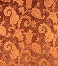 Home Decor 8\u0022x8\u0022 Fabric Swatch-Upholstery Fabric Barrow M8582-5456 Tawny
