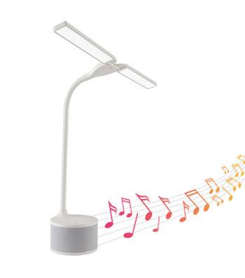 OttLite Dual Head LED Desk Lamp