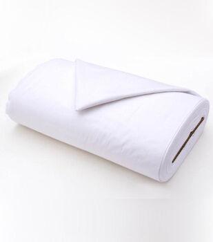The BIG Bolt Bleached Muslin Fabric 36''x50 yds-White