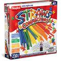 Roylco Straws & Connector Set, 230 Pieces