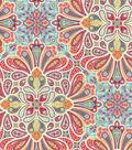 Home Essentials Lightweight Decor Fabric 45\u0022-Paisley Medallion Colonial