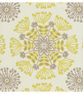 Waverly Multi-Purpose Decor Fabric 54\u0022-Kaleidoscope Sterling