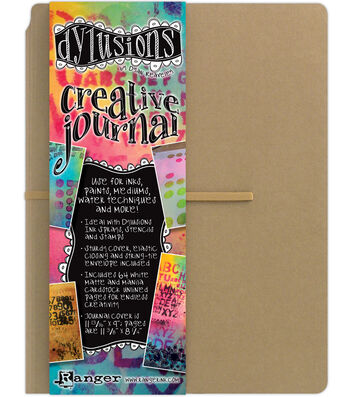 Ranger Dyan Reaveley's Dylusions Creative Journal-Kraft