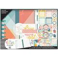 The Happy Planner 12-Month Dated Medium Planner Box Kit-Teaching